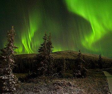 An Aurora in Finland