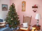 Christmas Tree, Living Room, Mom's - Christmas 2008