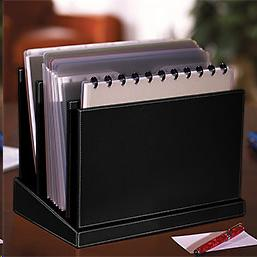 Desk File Organizer