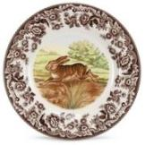 Spode Woodland china brown hare
