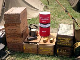 Explosives Various