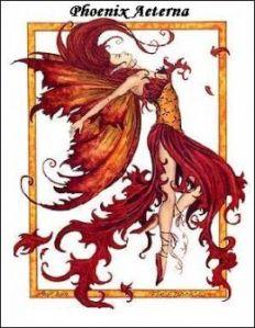 Phoenix Dancing Girl
