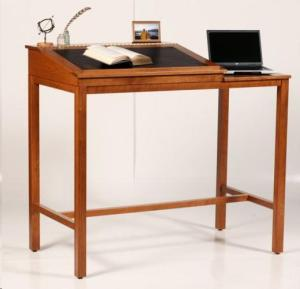 Desk to Stand at